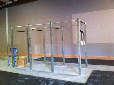 Pullup Rig