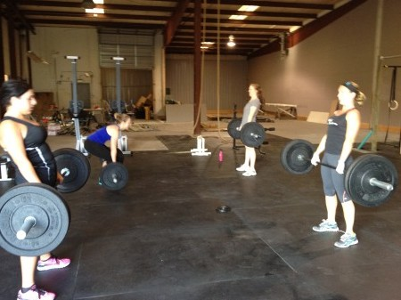 Deadlifting Ladies!