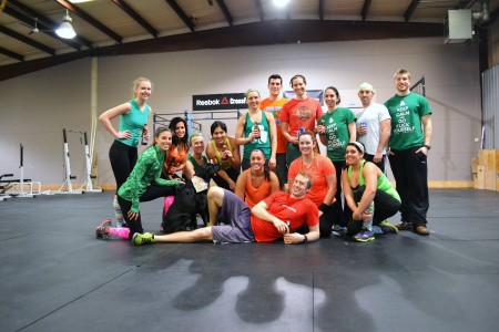 St. Paddy's Day WOD