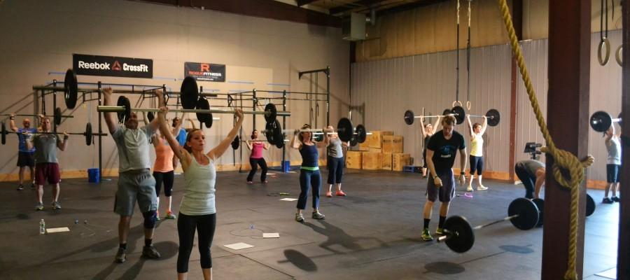 Welcome to Whaling City CrossFit!