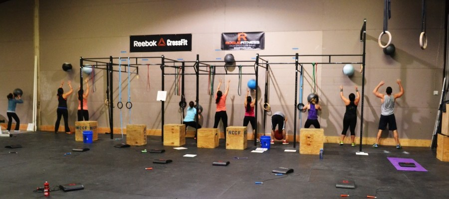 Ready to try CrossFit?