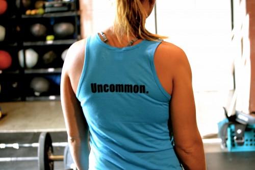 Uncommon.