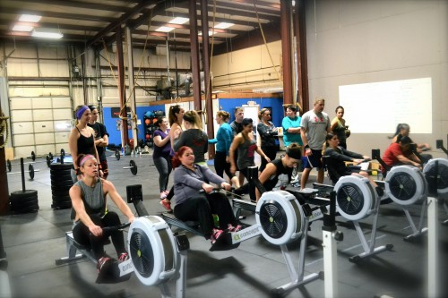 Team WOD Saturday!