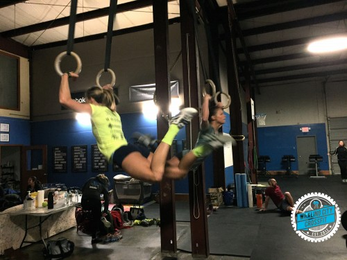 Sister Muscle Up Love.