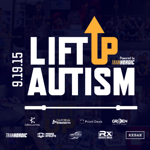 Lift Up Autism IG Post