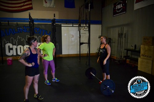 Pre-WOD Game Planning