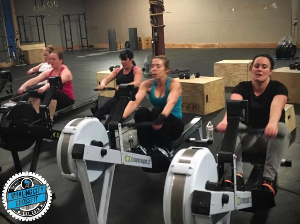 CrossFit Lite Ain't Easy.