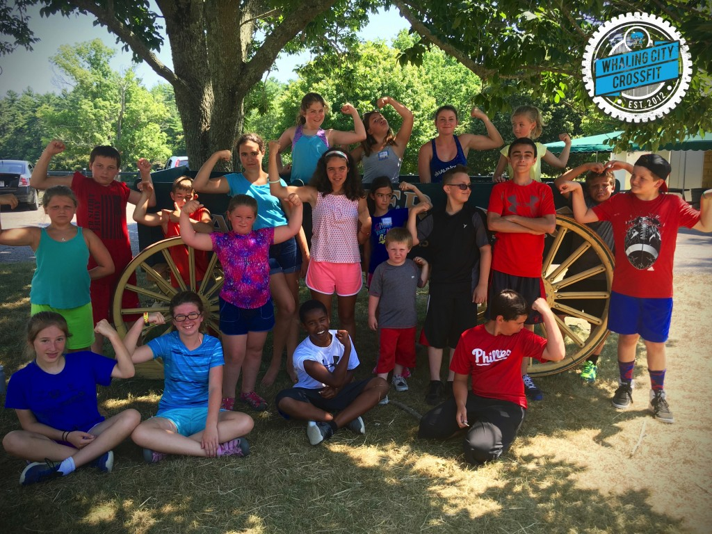Kids Camp Week 2!