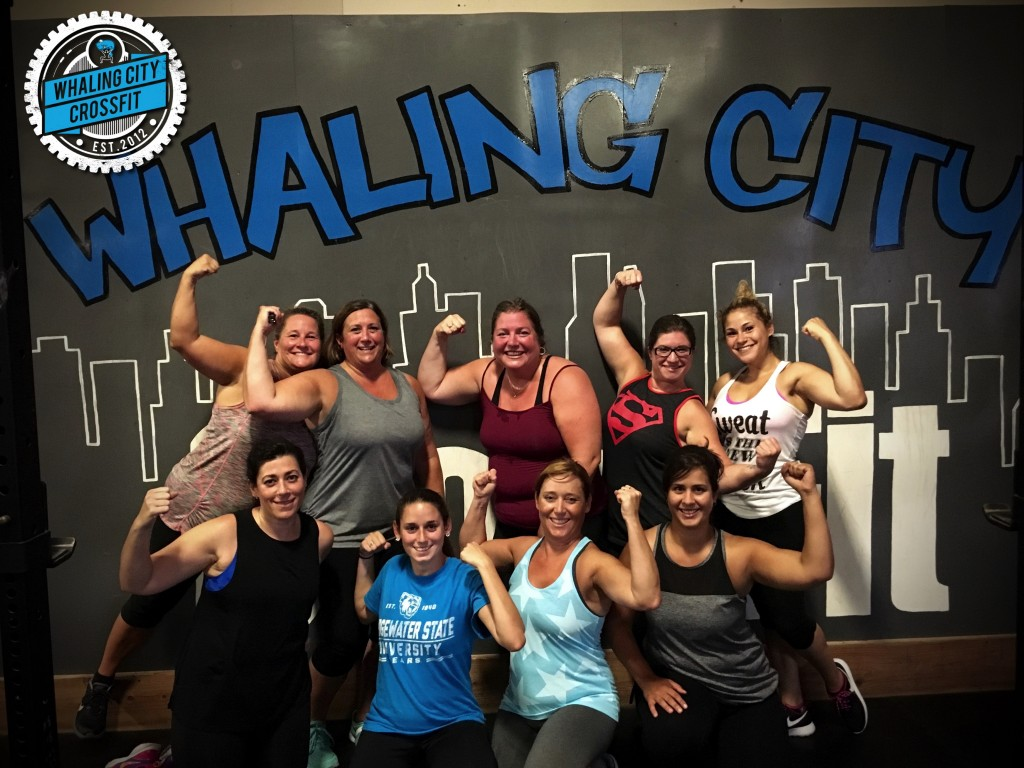 5:30pm New You Challenge Finishers