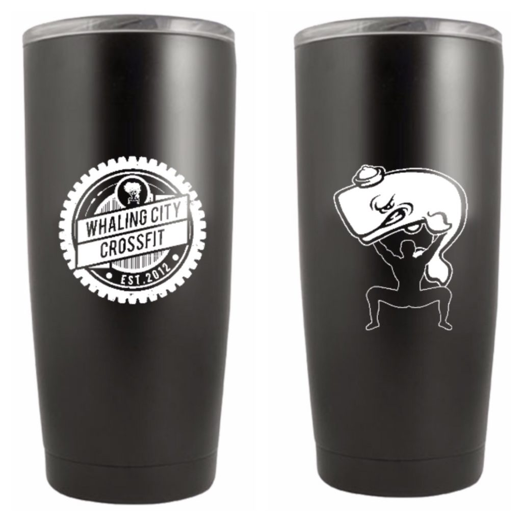 20 oz WCCF Insulated Tumbler!