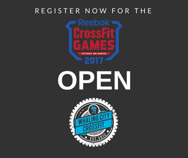 Register for The Open