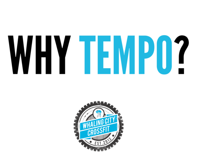 Why Tempo?